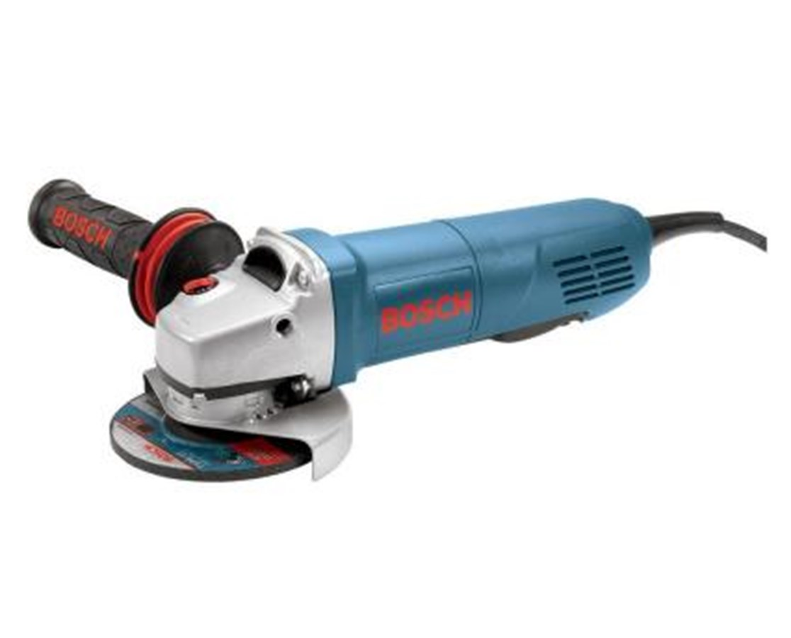 "Bosch 1812PSD 6"" Angle Grinder with No Lock-On Paddle Switch 10.0 Amp BOS1812PSD"