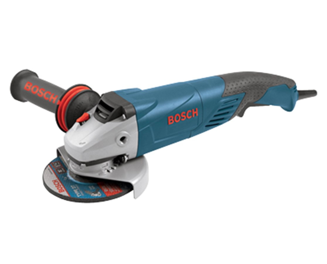 Bosch 1821 5″ Rat Tail Grinder w/Lock-on Switch  9.5 Amp BOS1821