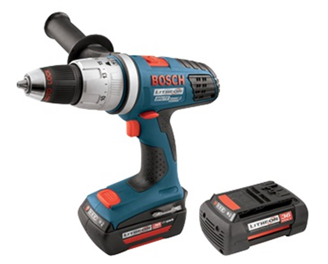 "Bosch 18636-01 36V Bosch Brute Tough™ 1/2"" Hammer Drill/Driver BOS18636-01"