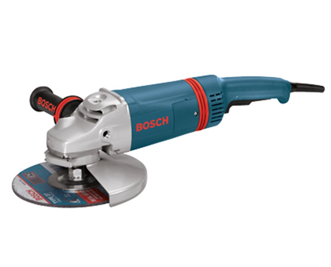 "Bosch 1873-8D 7"" 8,500 RPM Large Angle Grinder with No Lock-On BOS1873-8D"