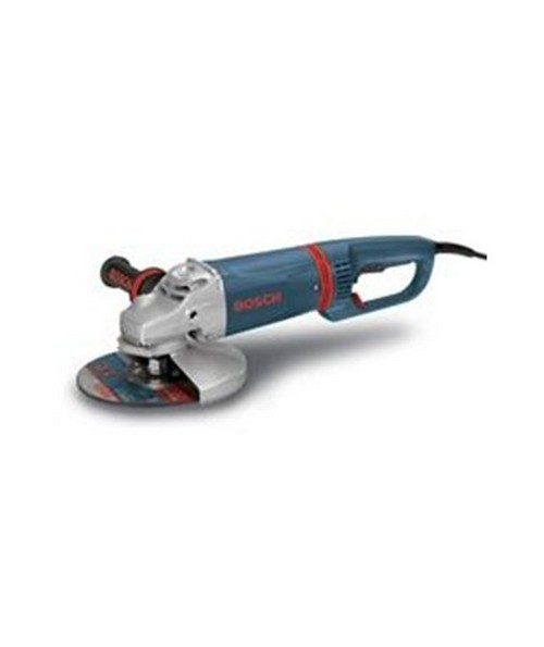 "Bosch 1894-6D 9"" 6,000 RPM Large Angle Grinder with D-Handle and No Lock-On BOS1894-6D"