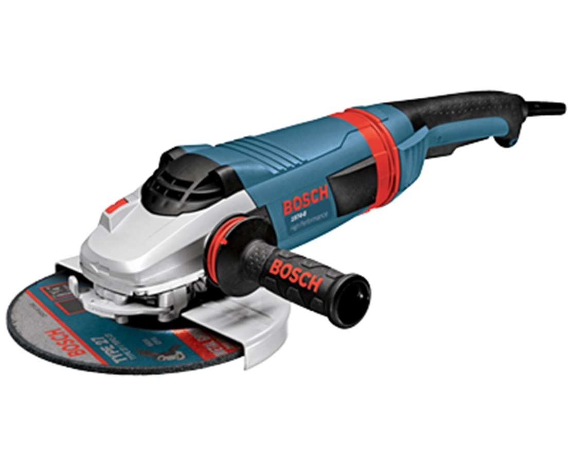 "Bosch 1974-8 7""  8,500 RPM High Performance Large Angle Grinder BOS1974-8"