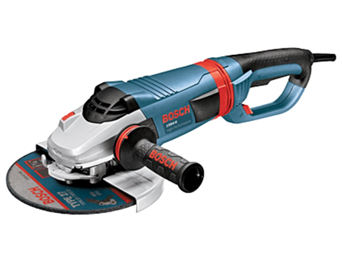 "Bosch 1994-6 9"" High Performance Large Angle Grinder BOS1994-6"