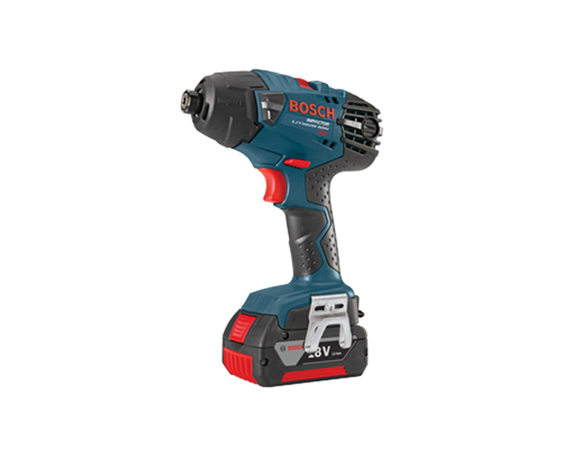 bosch 26618 01 18v cordless lithium ion impact drill. Black Bedroom Furniture Sets. Home Design Ideas