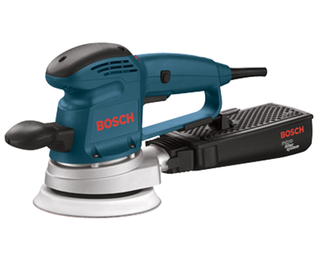"Bosch 3727DEVS 6"" Electronic Variable-Speed Random Orbit Sander/Polisher BOS3727DEVS"