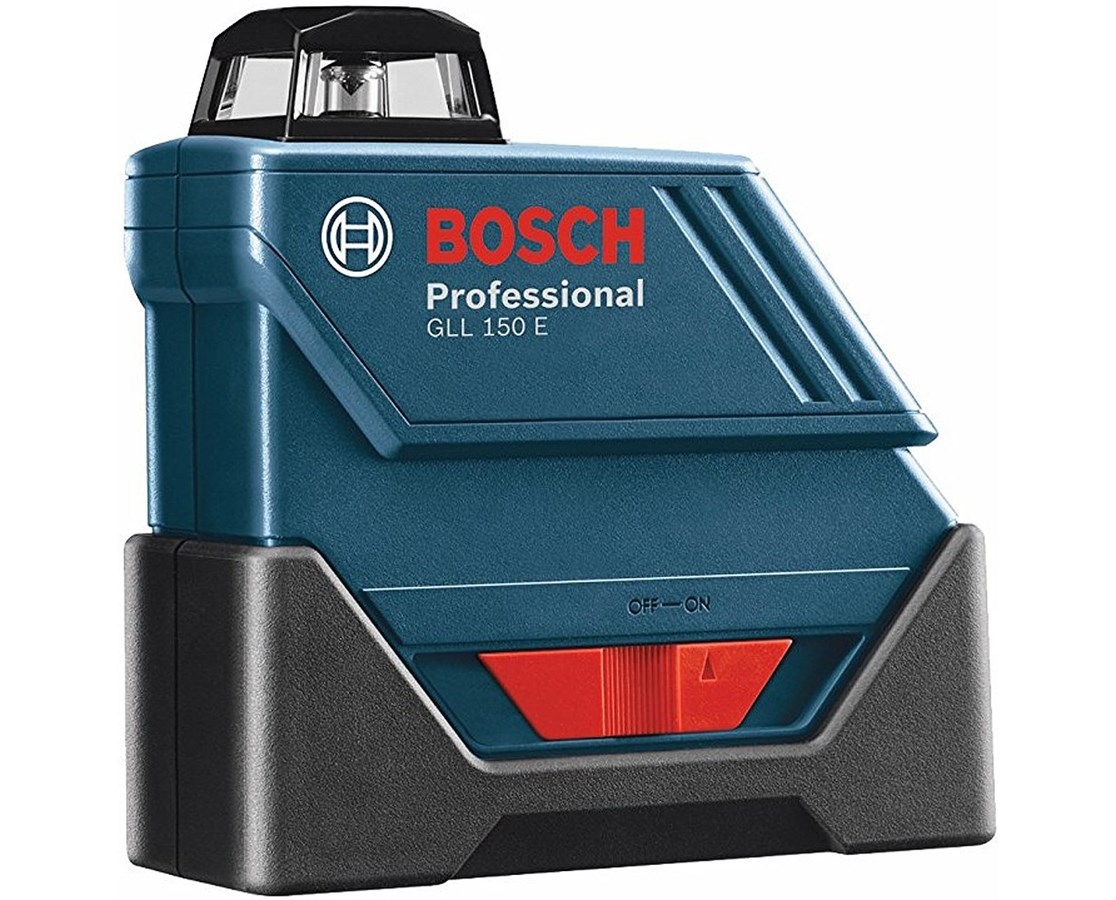 Bosch GLL 150 ECK Self-Leveling Exterior Laser Complete Kit