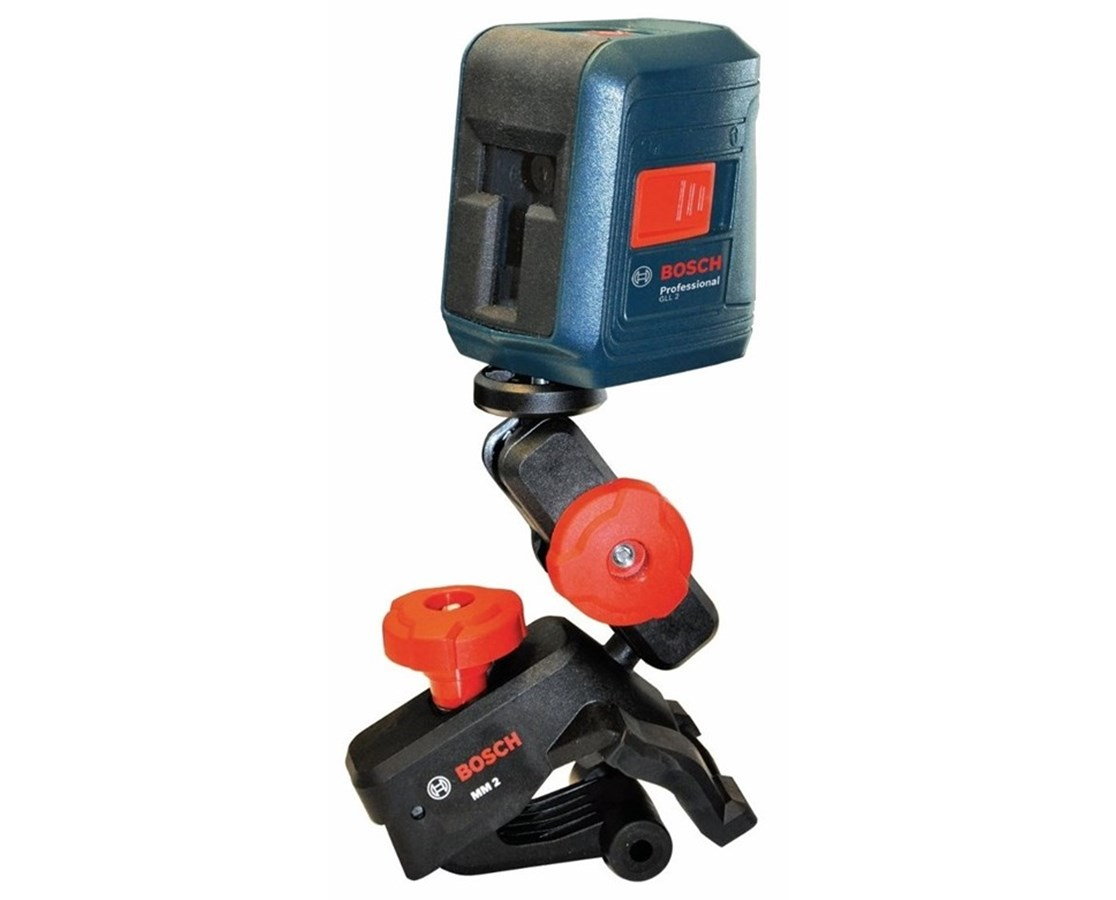 Bosch GLL 2 Professional Self-Leveling Cross-Line Laser BOSGLL2