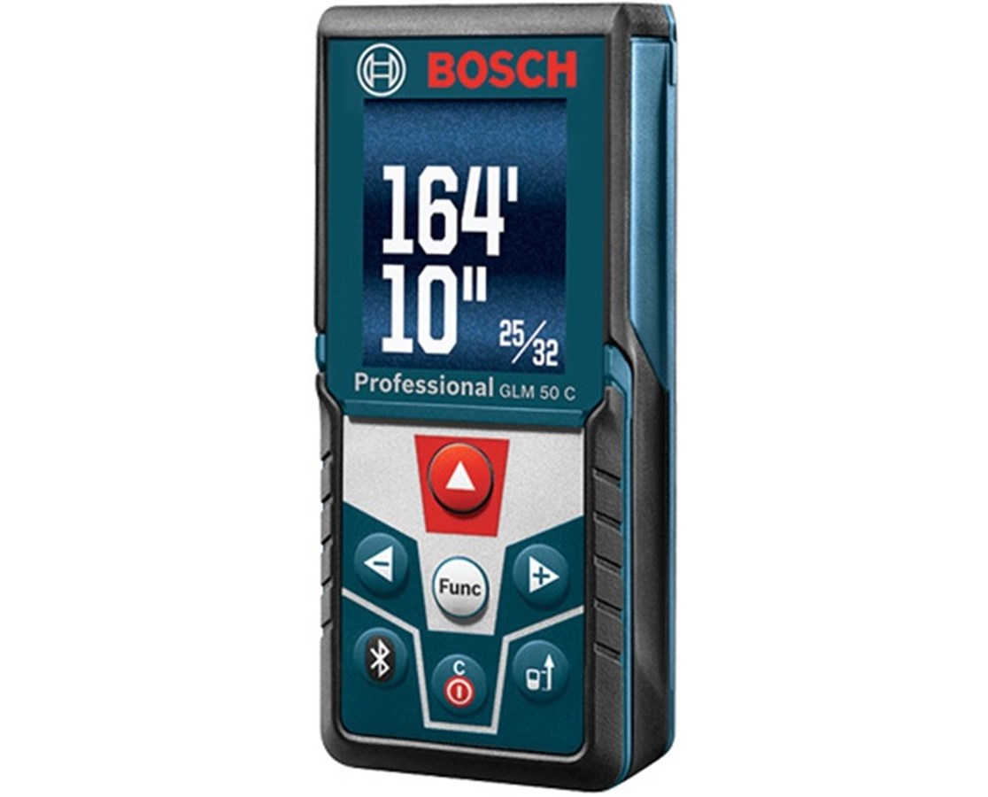bosch glm 50 c 165 39 laser distance meter with inclinometer tiger supplies. Black Bedroom Furniture Sets. Home Design Ideas