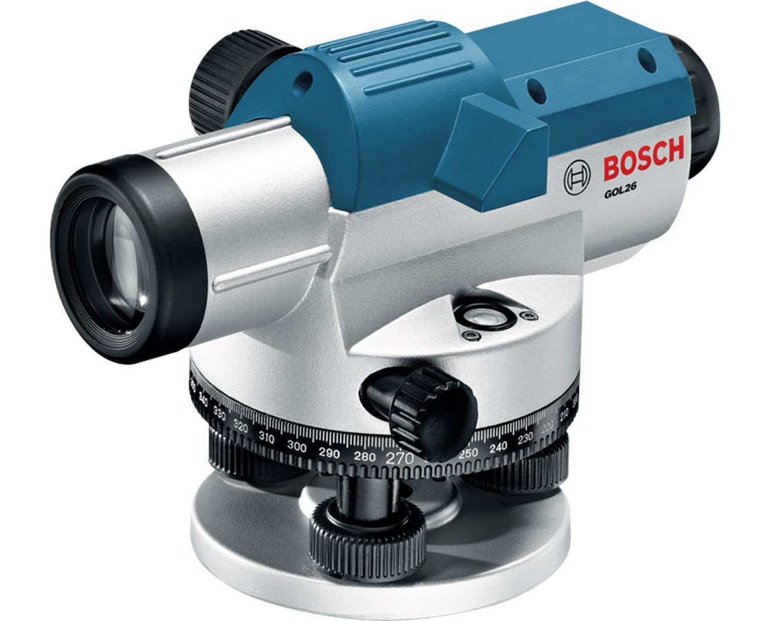 Bosch GOL26 Bosch 26X Automatic Optical Level BOSGOL26