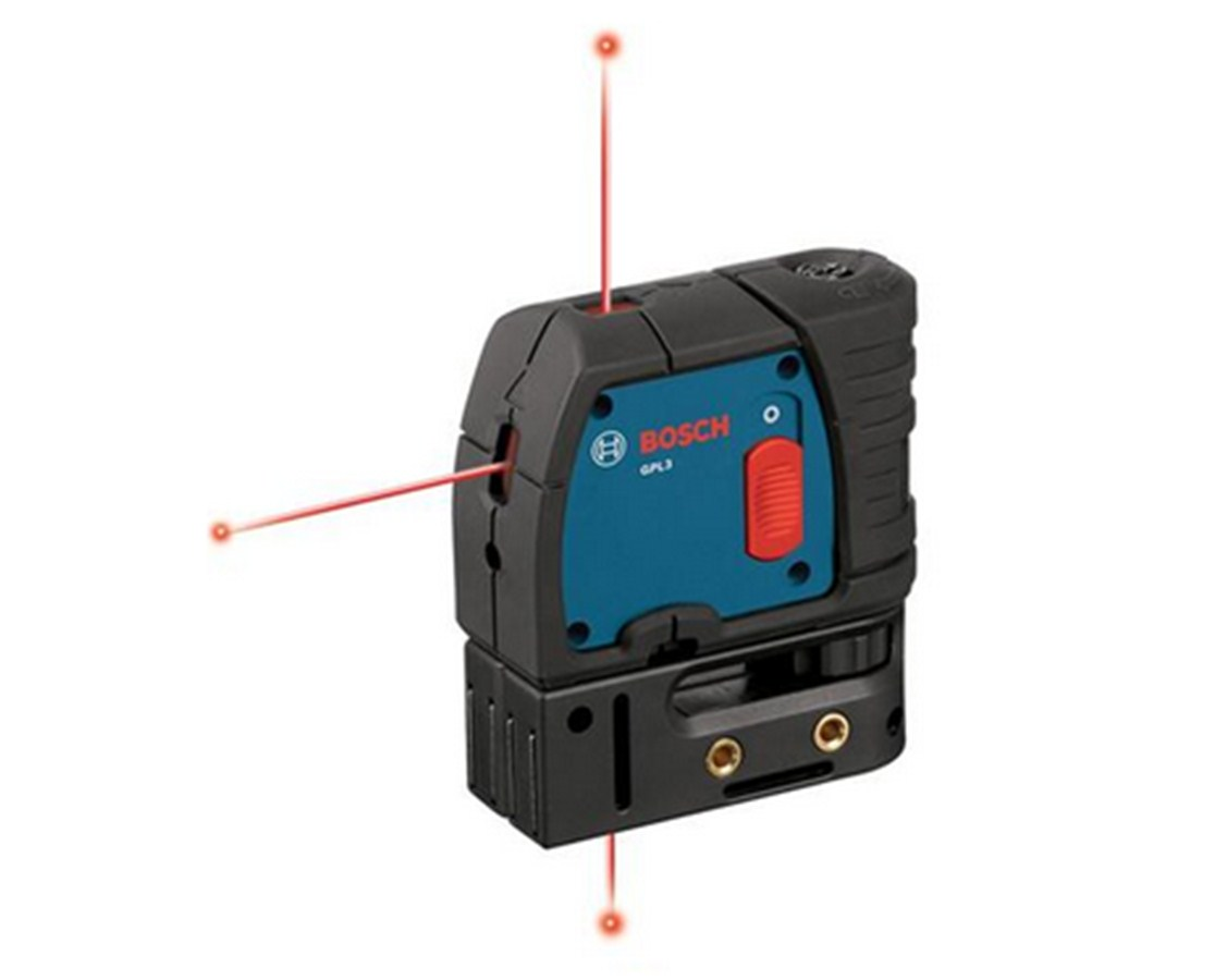 Bosch GPL3 3-Point Laser Level