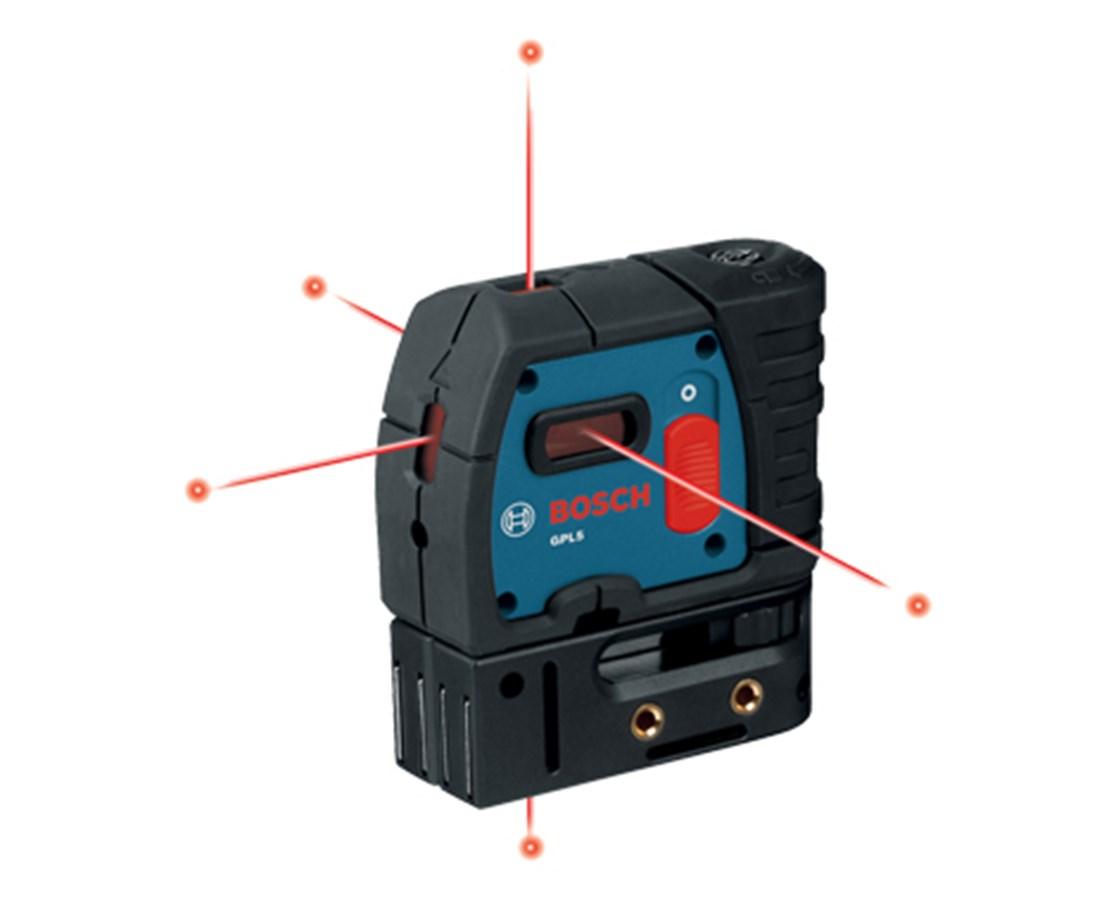 Bosch GPL5 5-Point Laser Level