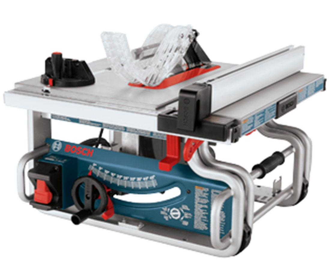 """Bosch GTS1031 10""""  Portable Worksite Table Saw BOSGTS1031"""