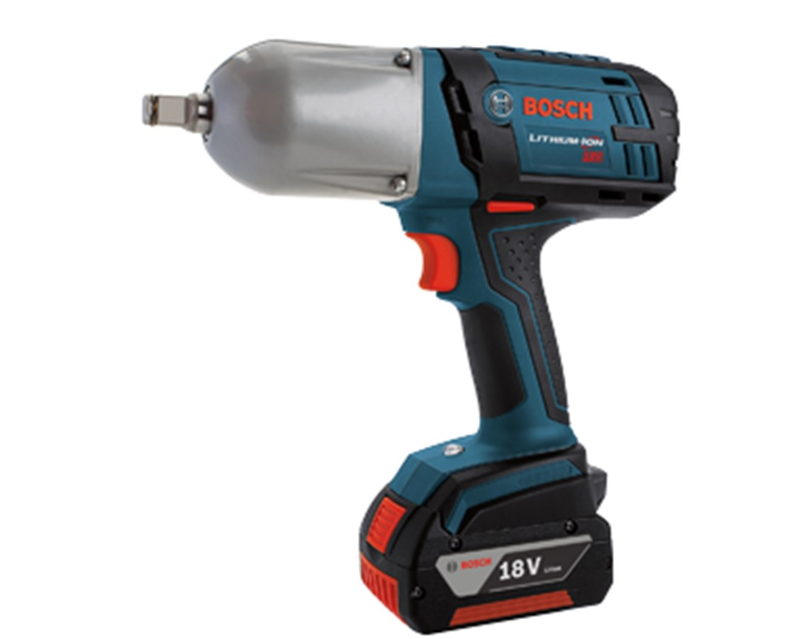 Bosch HTH181-01 18V High Torque Impact Wrench with Pin Detent BOSHTH181-01