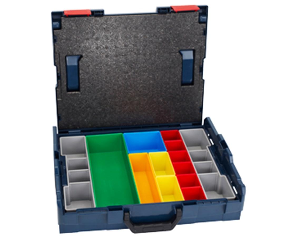Bosch LBOXX-1A With 13 Piece Insert Bit Set BOSLBOXX-1A