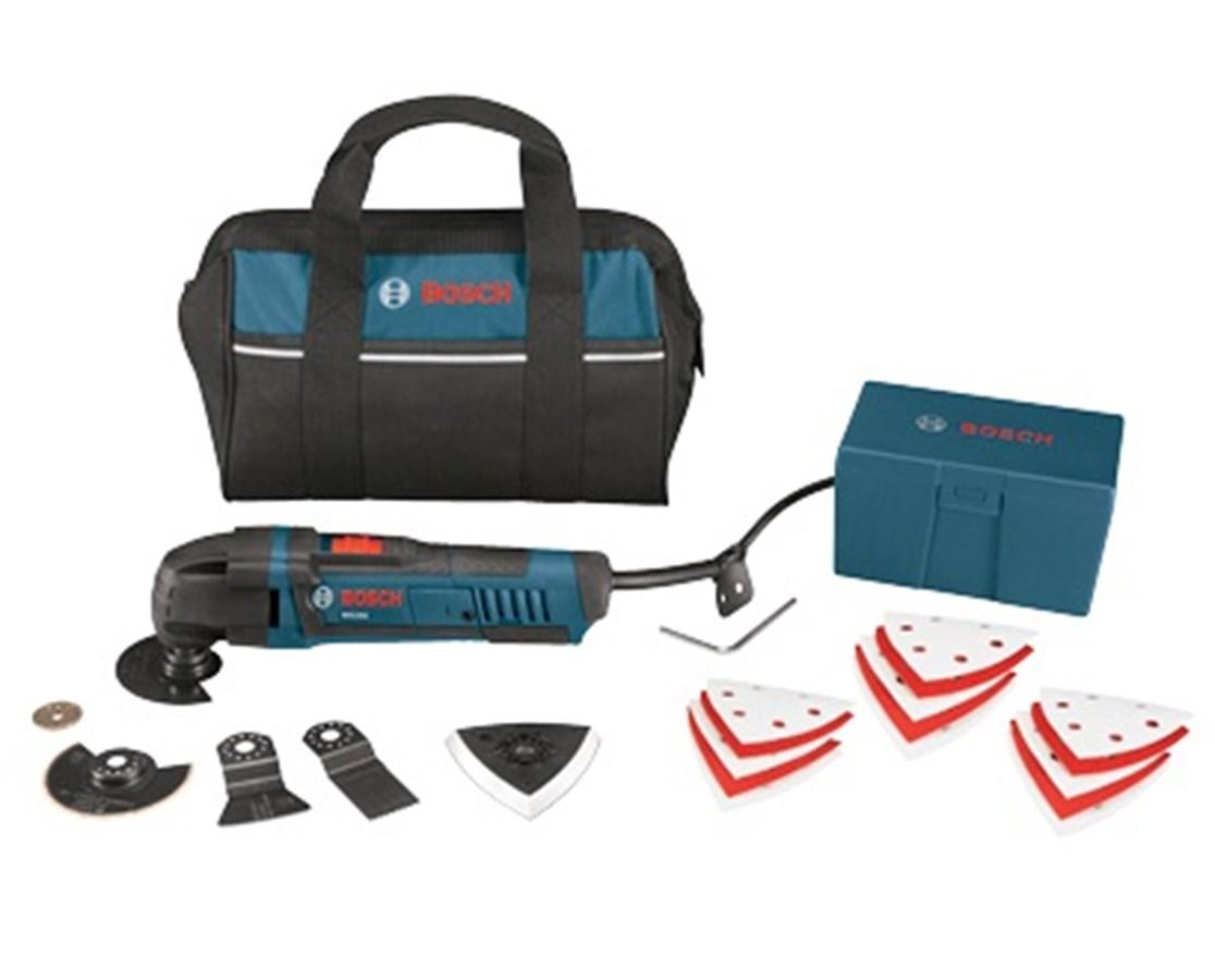 Bosch MX25EC-21 Multi-X Oscillating Tool Kit BOSMX25EC-21