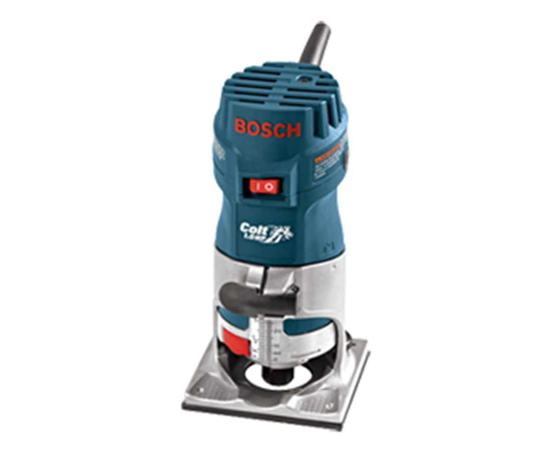 Bosch PR10E Colt™ Single-speed Electronic Palm Router BOSPR10E