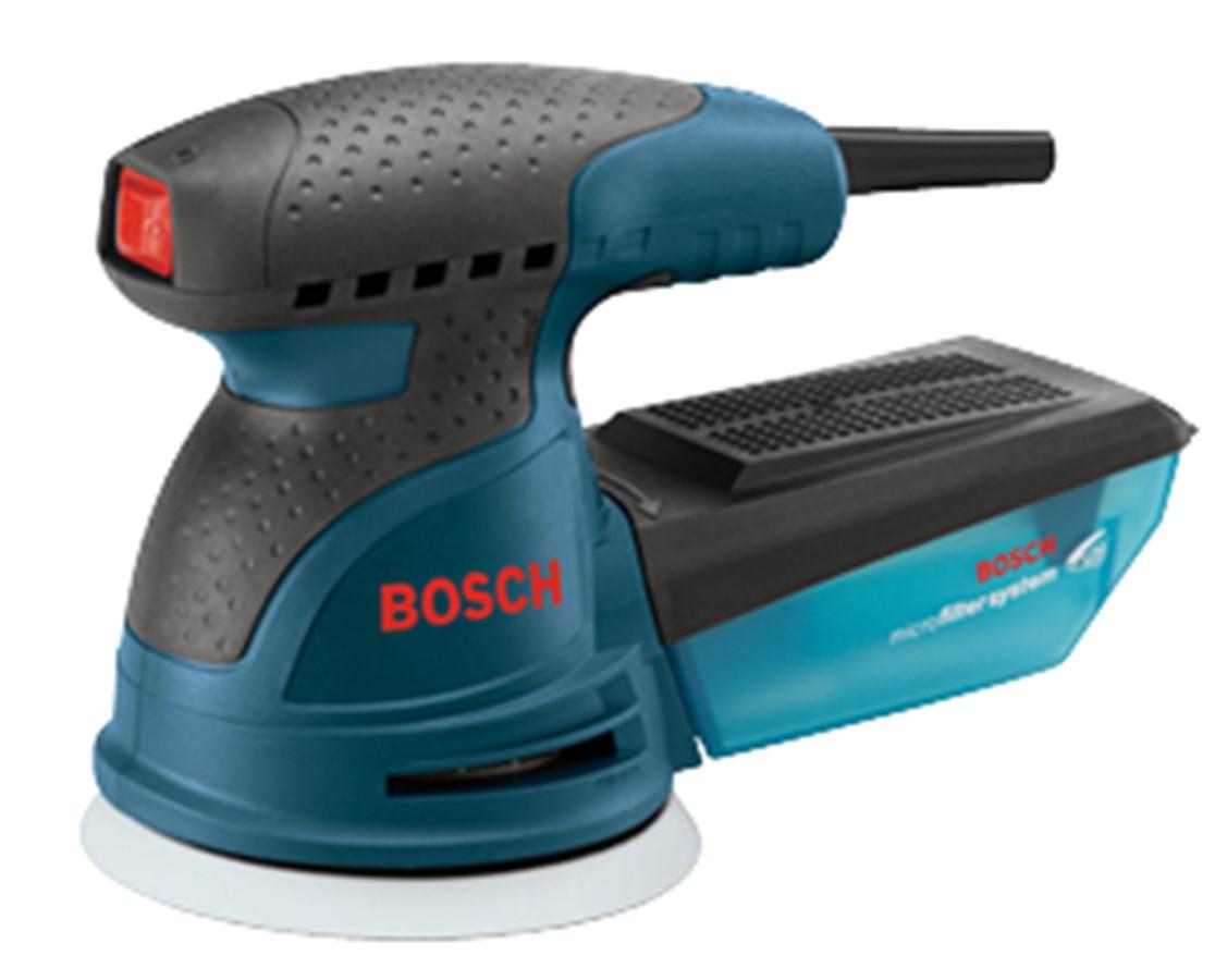 "Bosch ROS10 5"" Palm-Grip Random Orbit Sander BOSROS10"