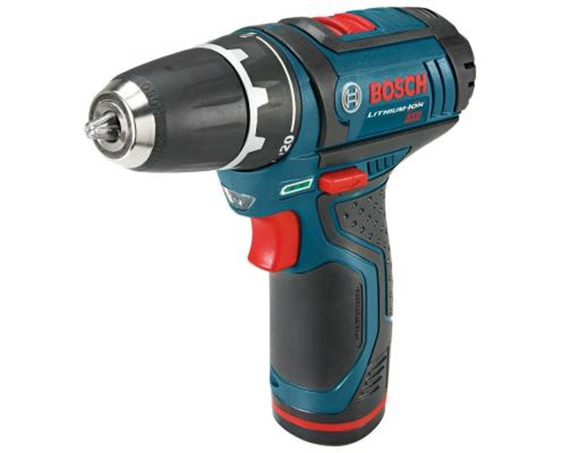 """Bosch PS31-2A 12V Max Lithium Ion 3/8"""" Cordless Drill/Driver Bosch PS31-2A"""