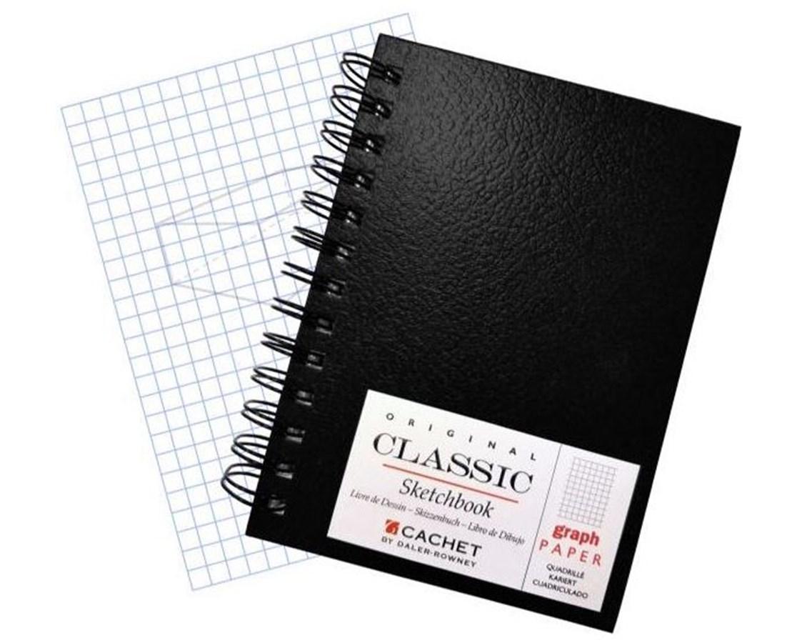 GRAPH CLASSIC  80 SHEETS CGW10610
