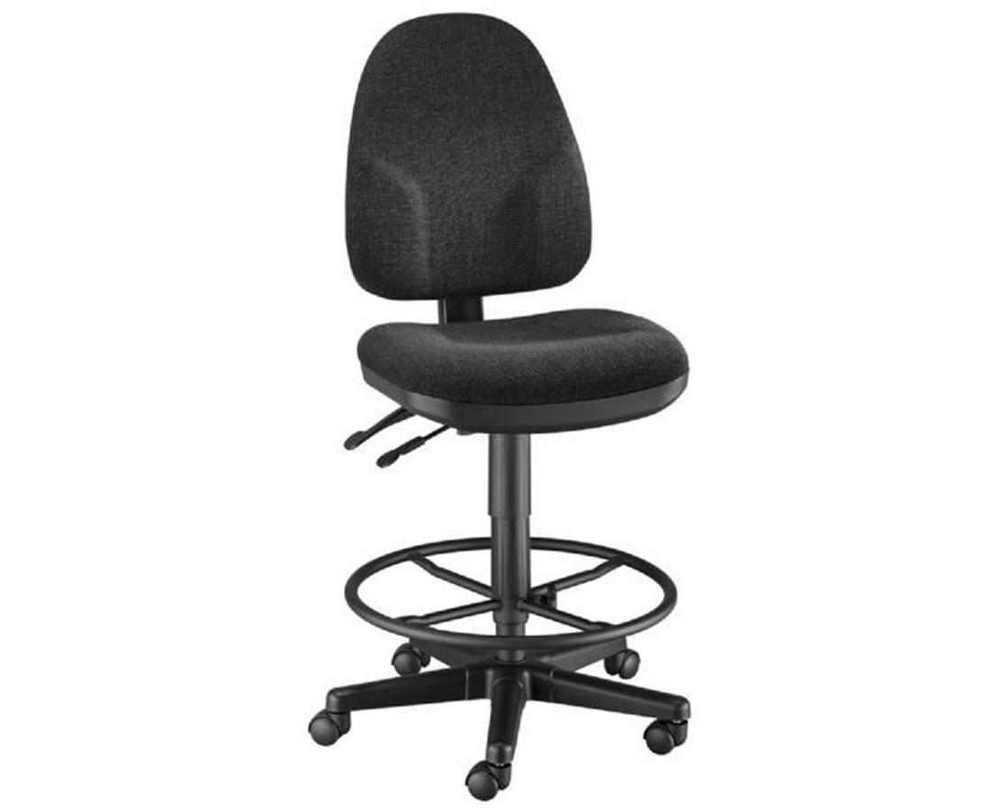 Alvin Monarch High Back Drafting Chairs CH55540DH Tiger Supplies – High Drafting Chair