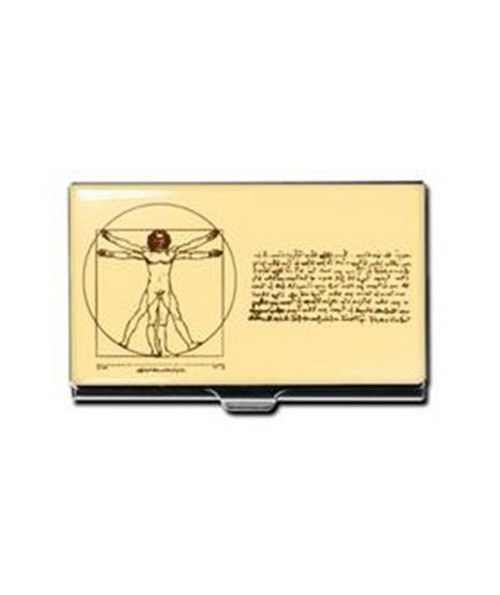 da Vinci Business Card Case ACM1560