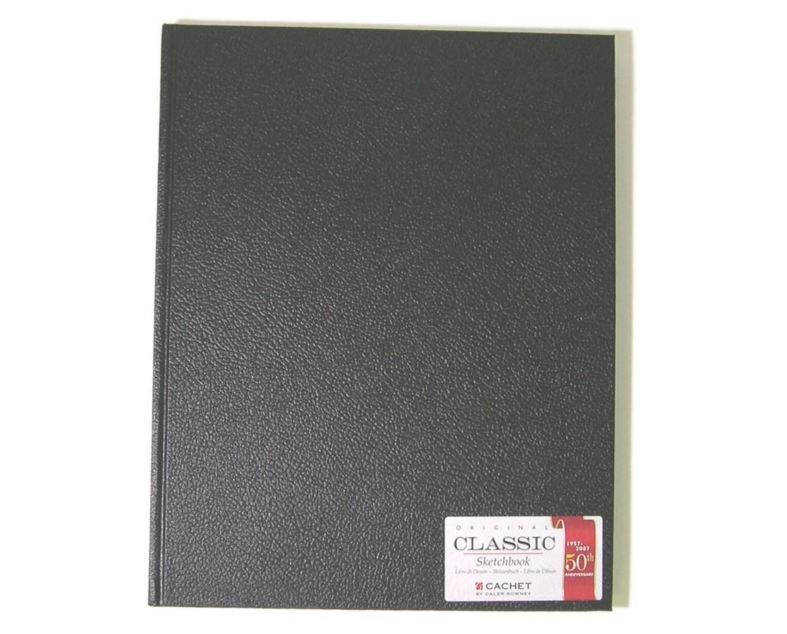 CLASSIC BLACK SKETCH BOOK CS10010