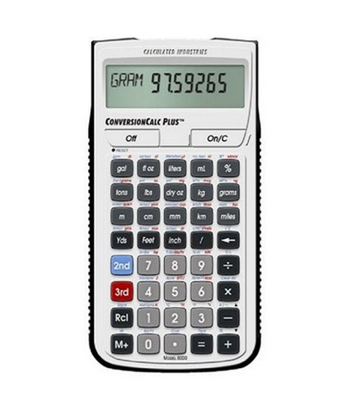 Calculated Industries ConversionCalc Plus 8030