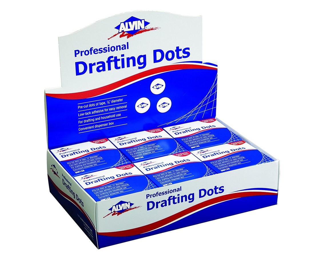 DRAFTING DOTS-500/ROLL DM123