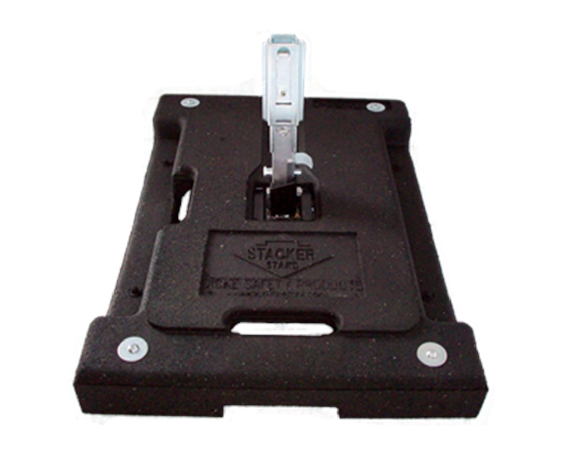 Eastern Metal Stacker Rubber Base Sign Stand EASDSB-100