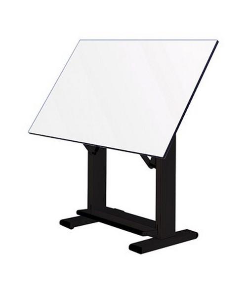 Alvin Elite Black Base Drafting Table ET48-3