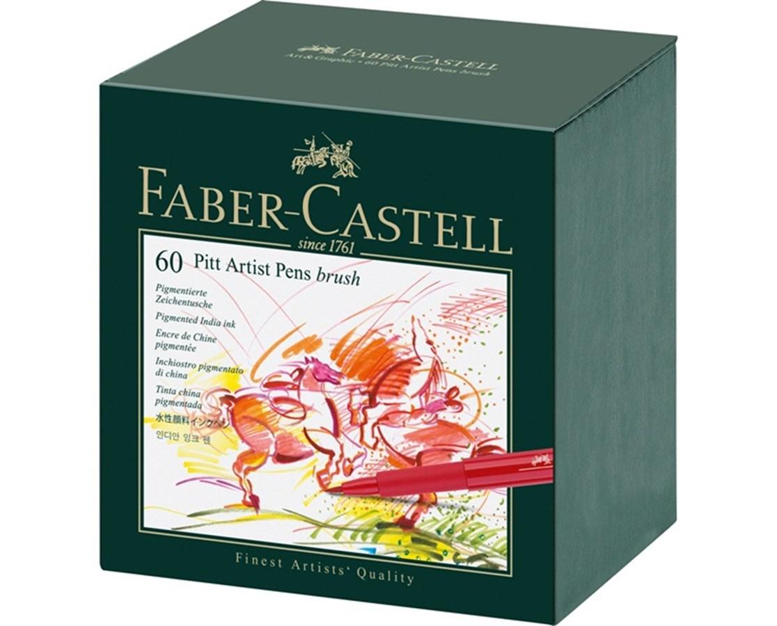 FABER-CASTELL PITT Artist Brush Pens FC16677