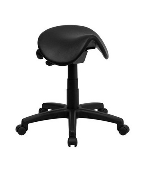 Backless Saddle Stool [WL-915MG-GG] FLFWL-915MG-GG