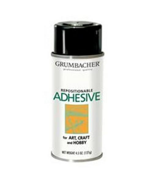 GRUMBACHER® Repositionable Spray Adhesive GB648-1