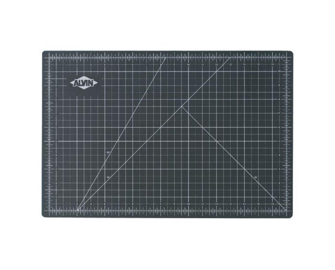 Professional Cutting Mats Gridded both sides Green/Black GBM12180