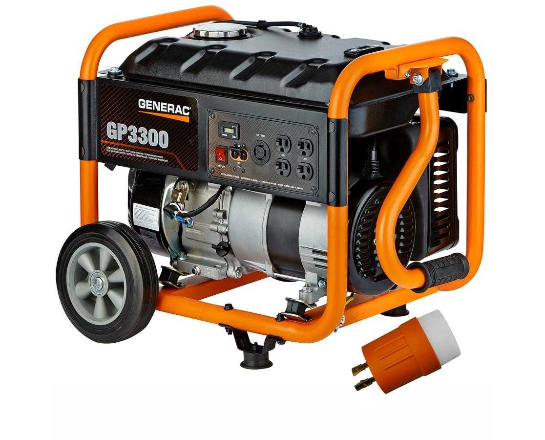 Generac GP3300 Portable Generator