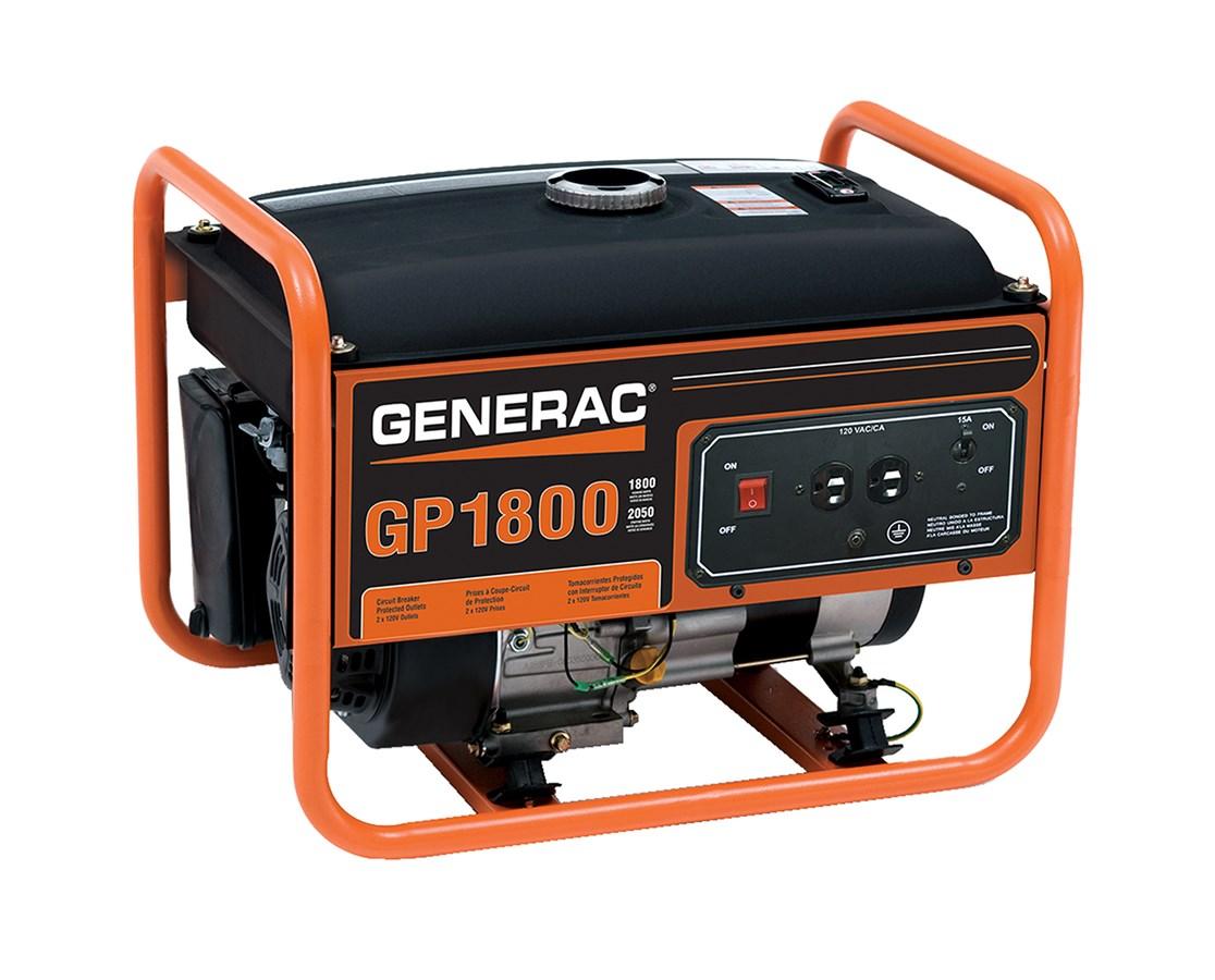 Generac GP1800 Portable Generator