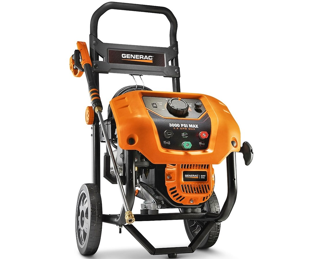 Generac 2000-3000PSI Residential Variable Power Washer GEN6809