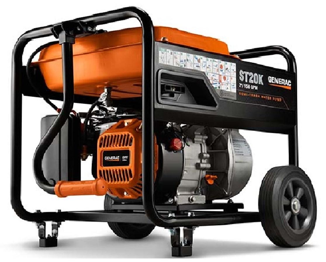Generac ST Series Semi-Trash Water Pump GEN6822-