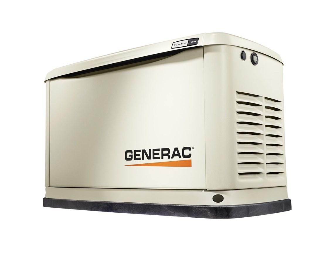 Generac 11/10kW Air-Cooled Standby Generator GEN7031-