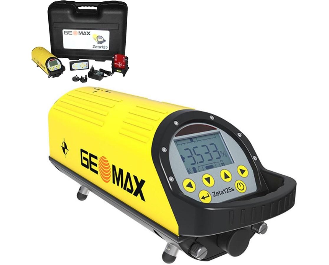 Geomax Zeta125 Pipe Laser GEO6010623-
