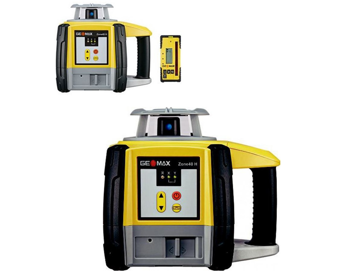 GeoMax Zone40H Self Leveling Laser GEO6010653-