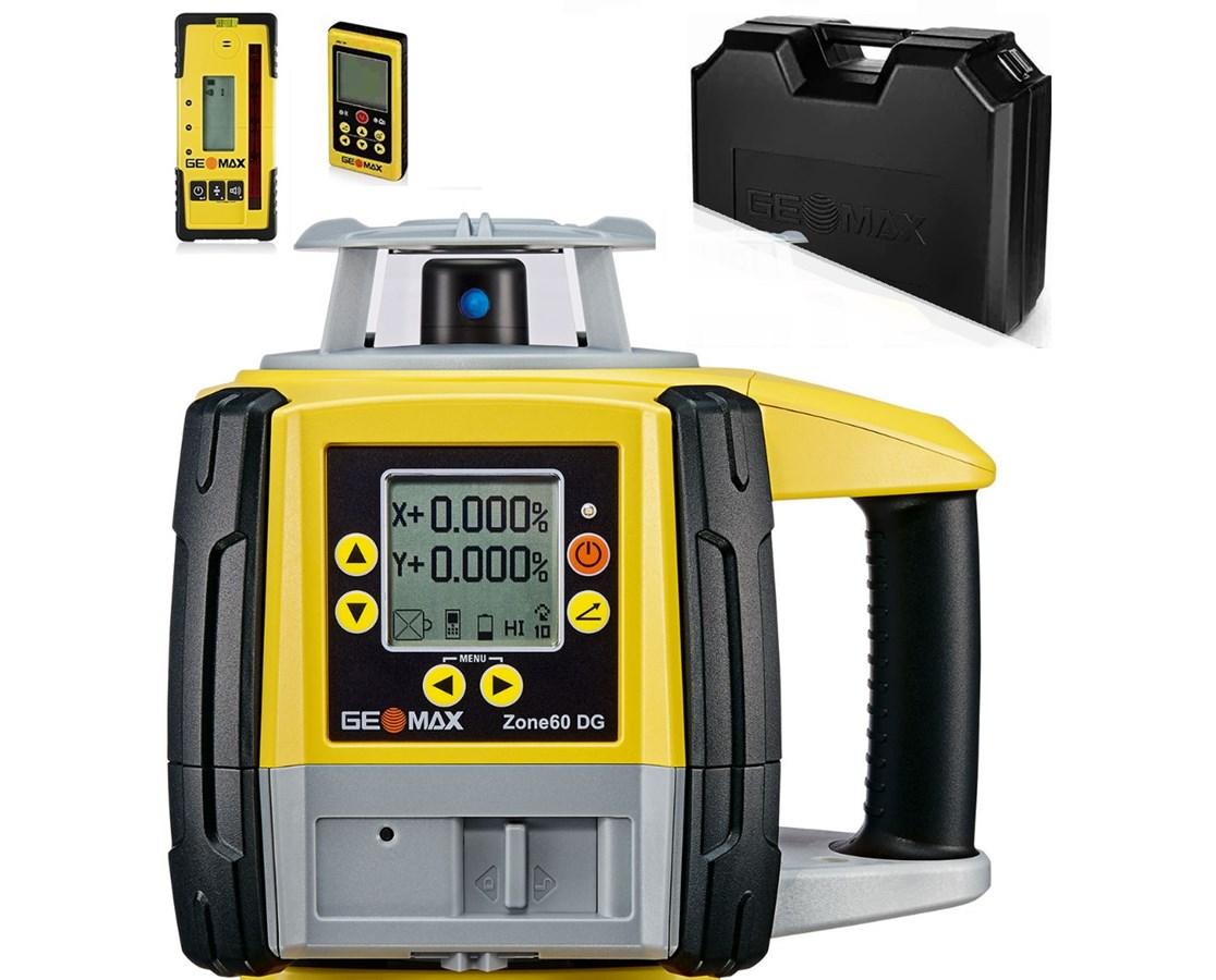 GeoMax Zone60 DG Dual Grade Laser GEO6010665-