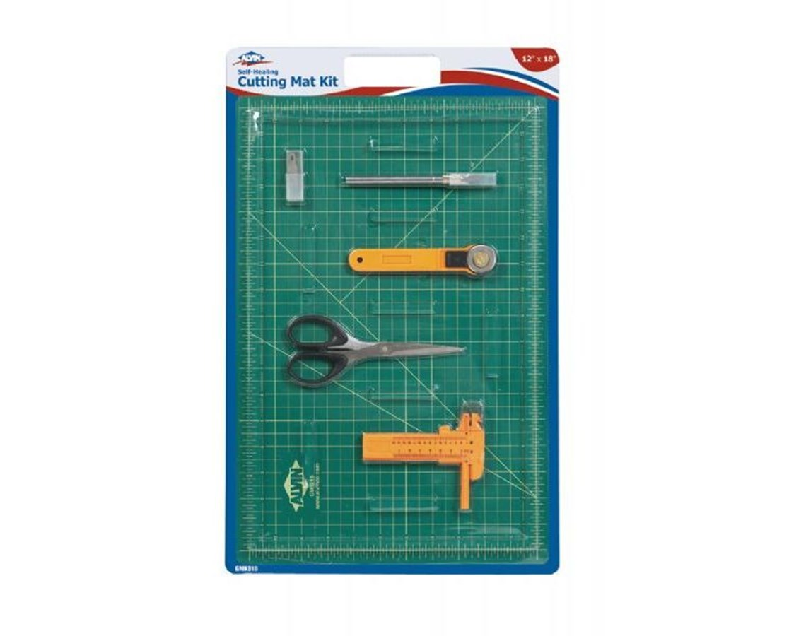 Self Healing Cutting Mat Kits 12x18 Tiger Supplies