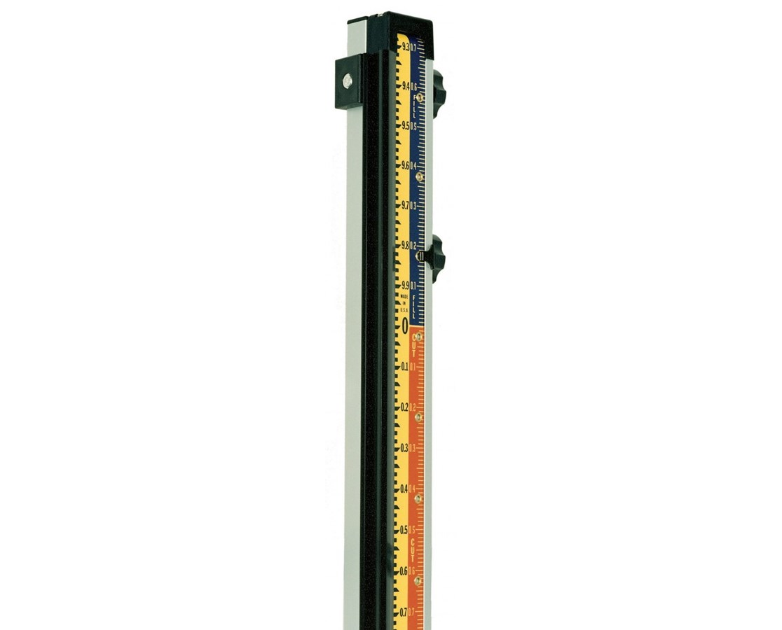 LaserLine 10-Foot Direct Reading Grade Rod GR1000