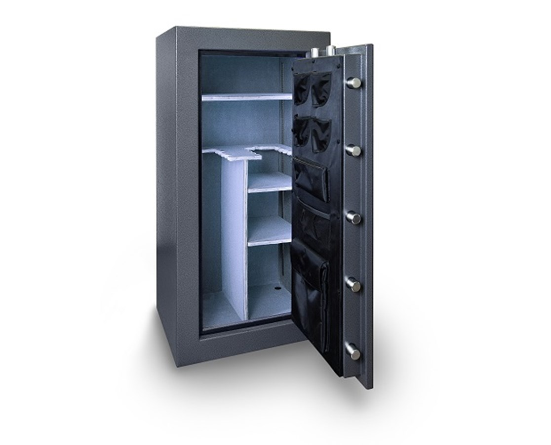 Gun Safe Fireproof Panels : Hollon gun black hawk hour fireproof safe bhs e