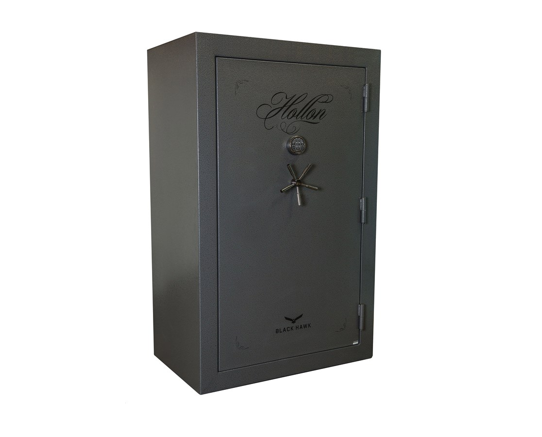 Hollon 45 Gun Black Hawk 1 Hour Fireproof Gun Safe HOLBHS-45