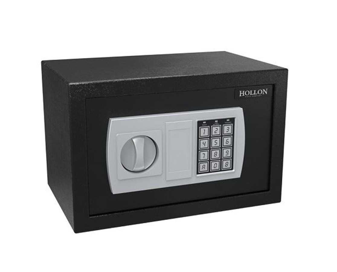 Hollon 0.34 Cubic Feet Hotel Safe with Electronic Lock
