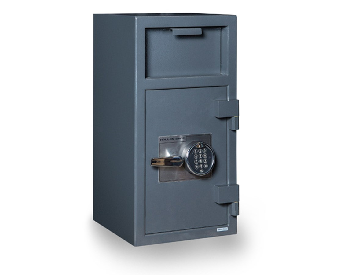 FD-2714E Hollon 1.55 Cu Ft B-Rated Depository Safe