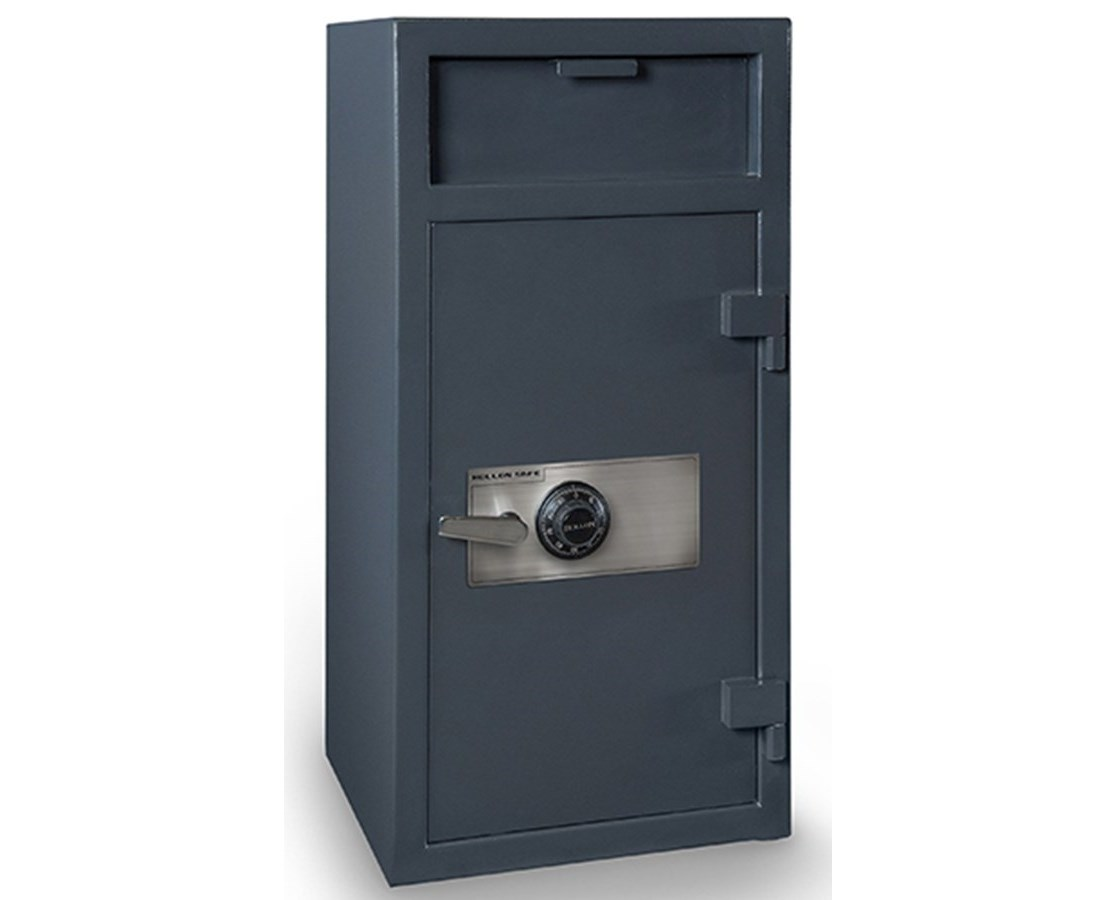 Hollon 40 x 20 B-Rated Depository Safe with Inner Locking Compartment