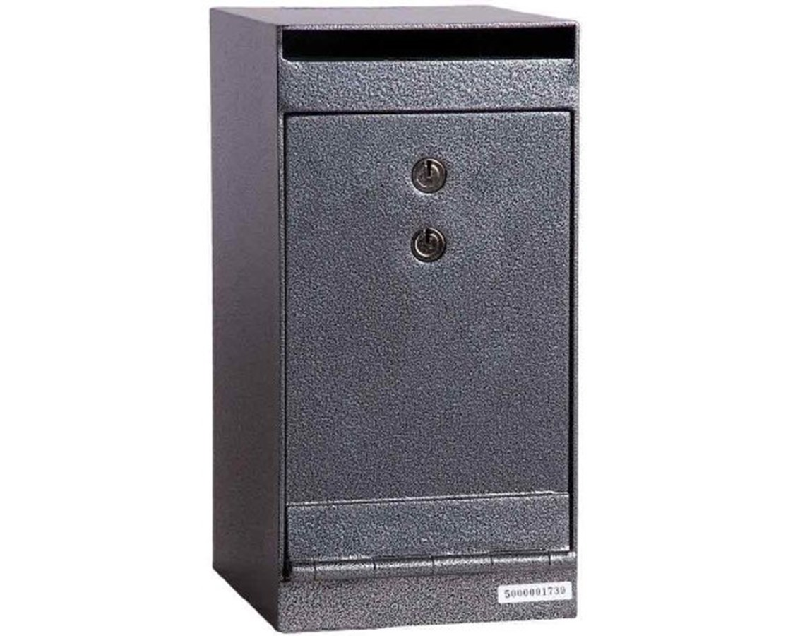 Hollon B-Rated Depository Safe with Dual Key Lock